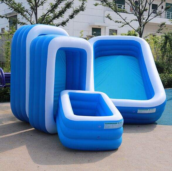 Y 1.1m/1.3m/1.5m/1.8m/2.1m/2.6m/3m Various models Inflatable Pool Large Inflatable Kids and Adult Swimming Pool