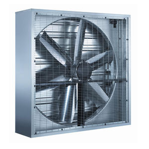 Sinogreen industriellen abgas fan installation 4000 cfm auspuff fan