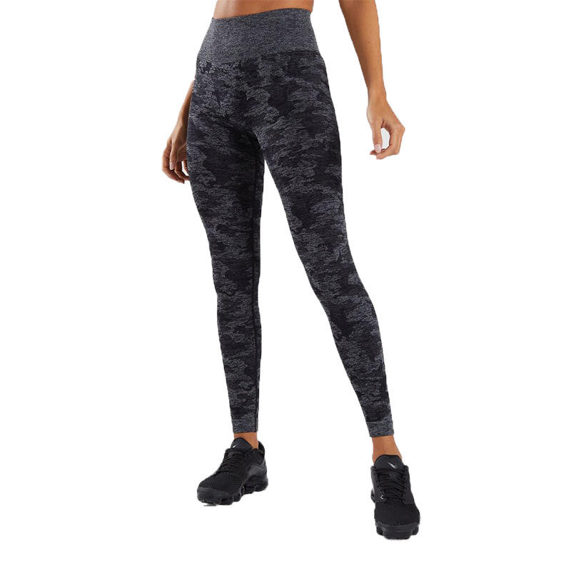 Wholesale Soft Gym Fitness Sports Wears Seamless Running Active Yoga Pants for Women