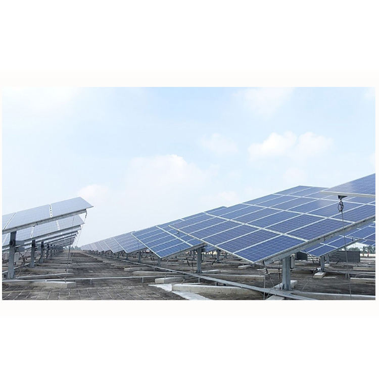 Photovoltaic Slew Drive 1kw 8 kw 15kw Controller Dual Axis Solar Tracking System