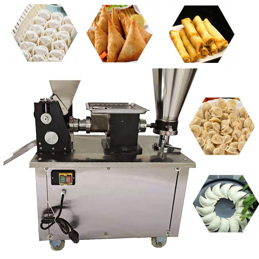110v/220v small size automatic electrical tortellini dumpling machine/empanada samosa making machine