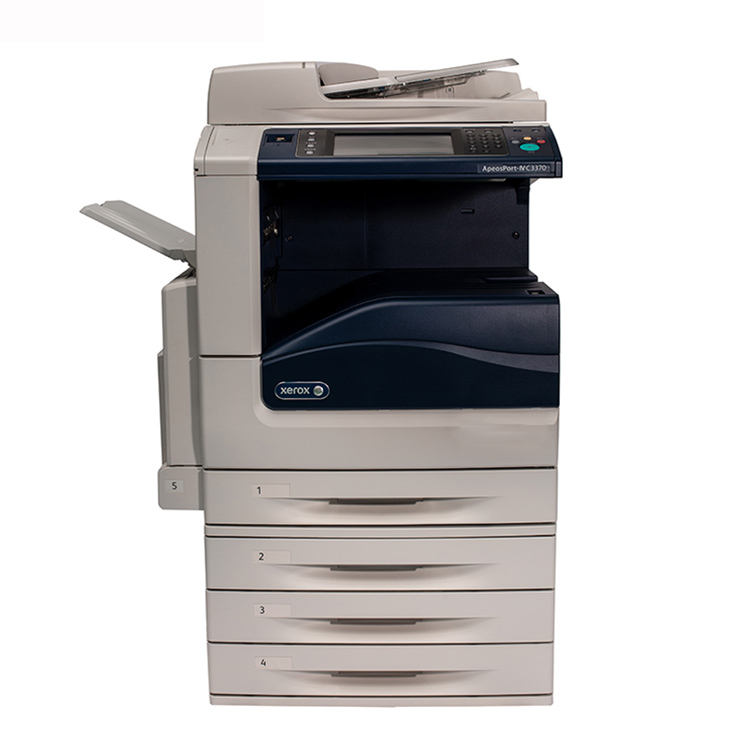 good conditions multifunction used Duplicator printer photocopier XEROXs 3370 China Supplier sale