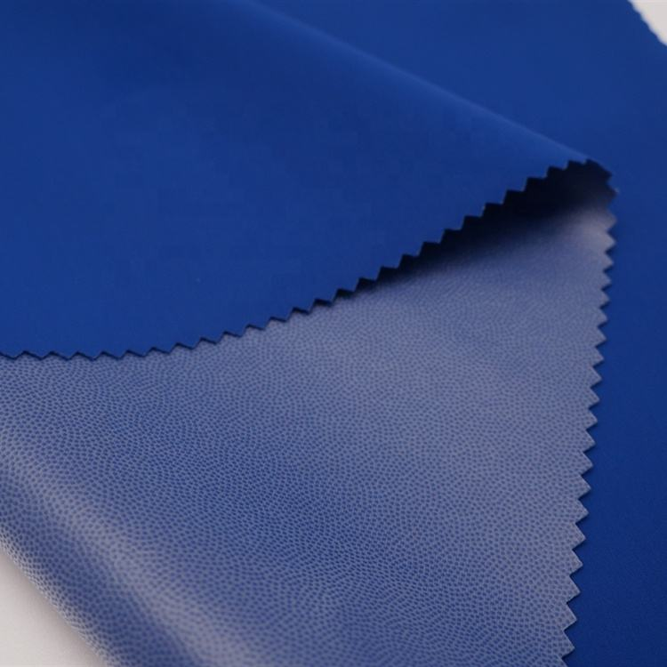 super stretch Nylon spandex water proof bonding fabric suitable for outdoor and sports wear
