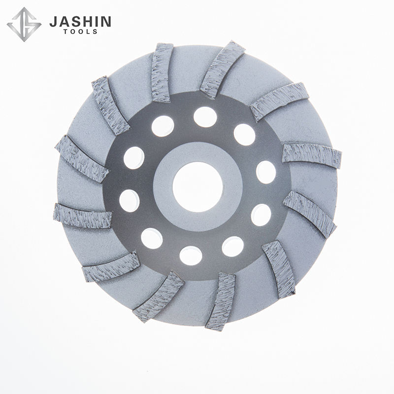 4.1in electroplated diamond flap lapping disc