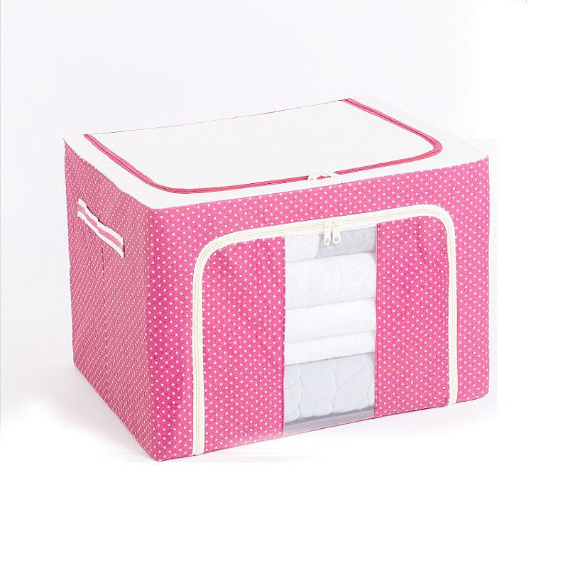 가정용 스토리지 도구 잡화 패브릭 Foldable 스토리지 박스
