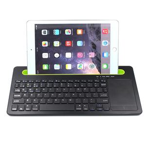 2020 wireless touchpad teclado bluetooth para android tablet ipad iphone
