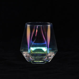 Crystal Whiskey Glass For Bar,Drink Glasses Cup,Water Glass Cup