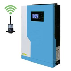 5.5KW solar inverter support 5500W solar power run without b