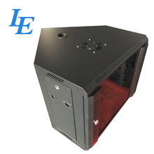4U-12U Factory Export OEM Servers Rack Soundproof Switch Wall Mount Cabinet