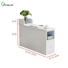 Sofa Side Cabinet Narrow Gap Cabinet Clamping Corners Storage Cabinet