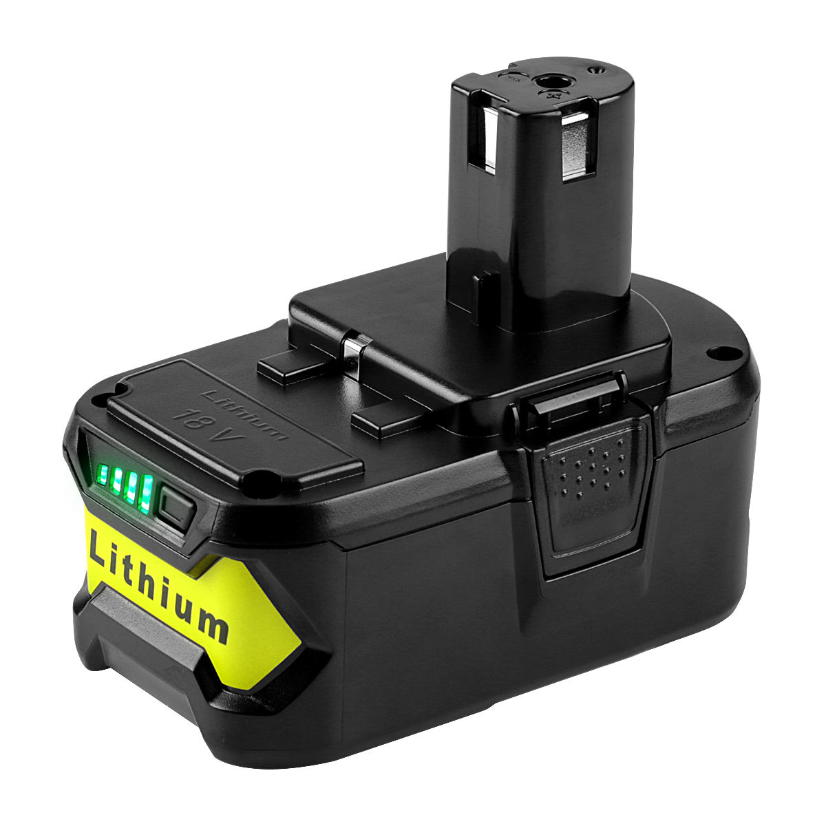 Energup A23 18v 4.0Ah battery pack for cordless drill P104 P105 P106 P107 P108 P118 P119 ryobi 18v battery