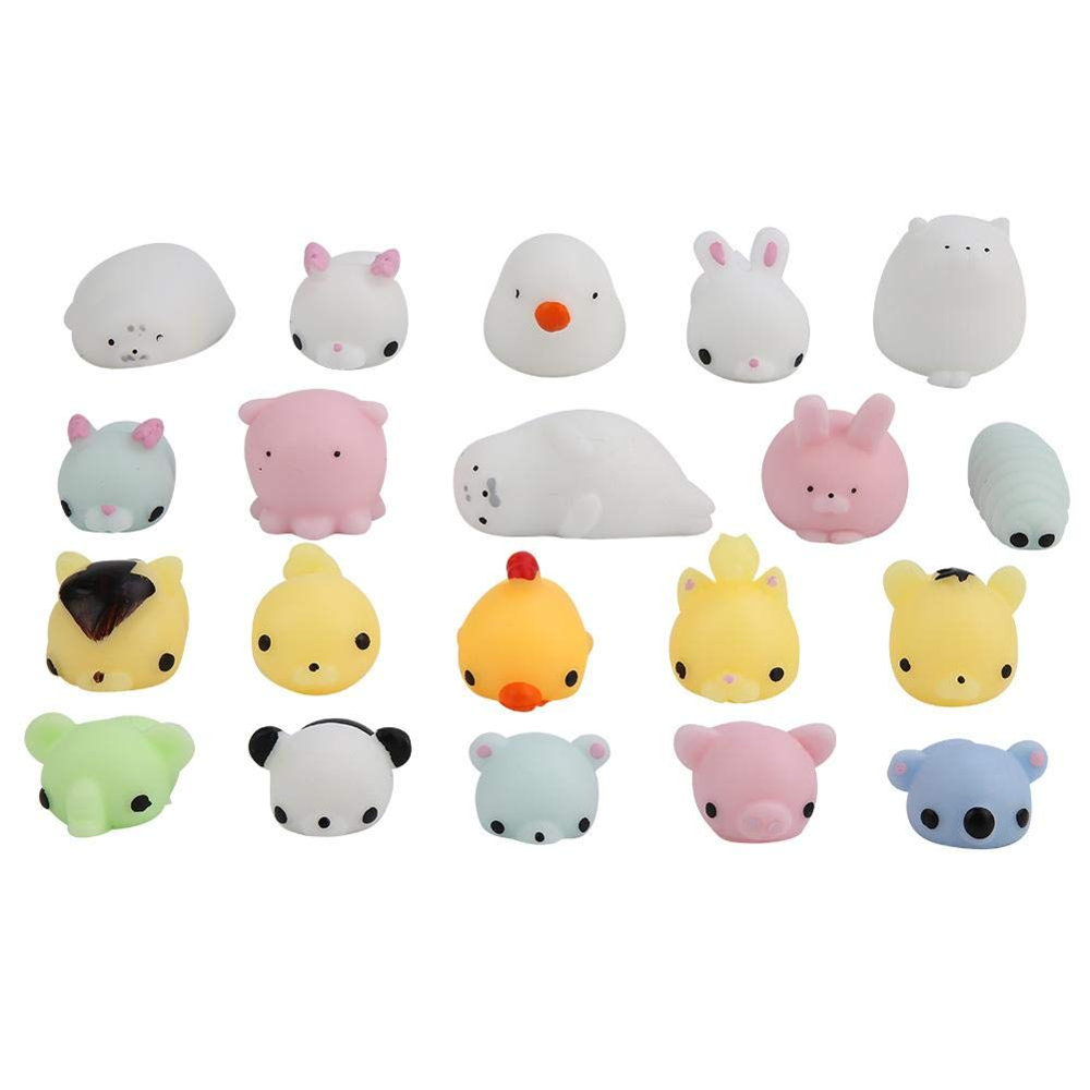 Party Favors Birthday Gifts for Boys & Girls Mini Cute Animal squishy, Wholesale High quality creative toy