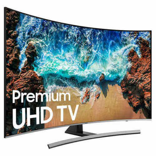 2019 Terbaik Qled Smart 8K UHD LED TV 55 Cm/65 Cm/75 Cm/85''inch 55