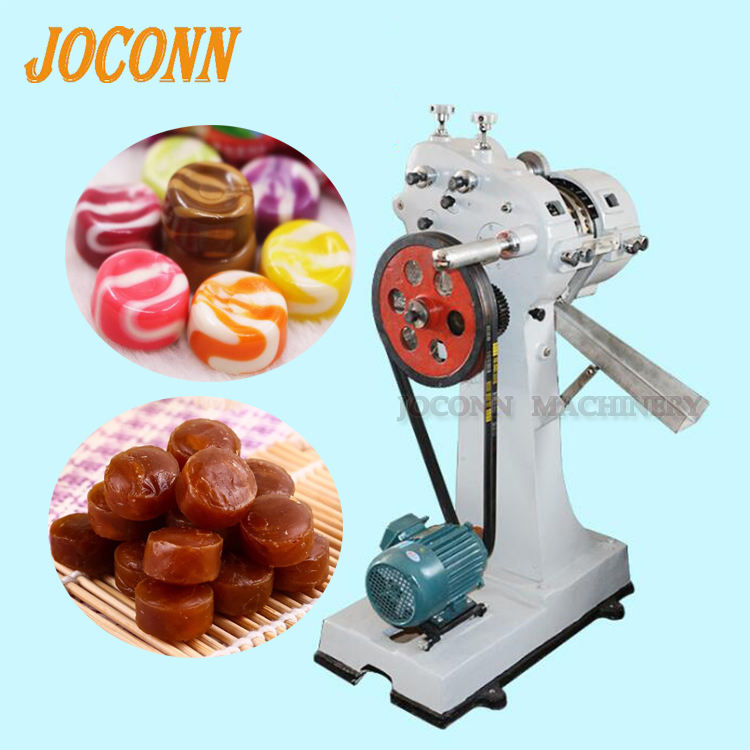 Small Hard Candy Making Forming Molding Machine for fruit candy production