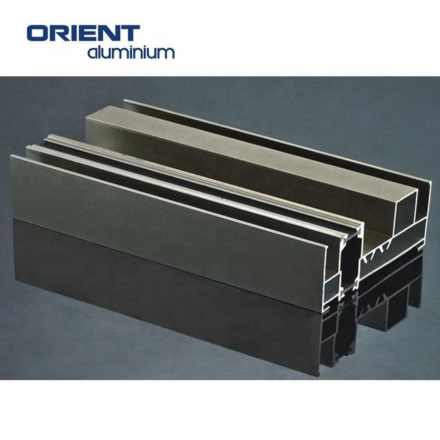 China best selling Aluminium Extruded Industrial Profiles profiles aluminum
