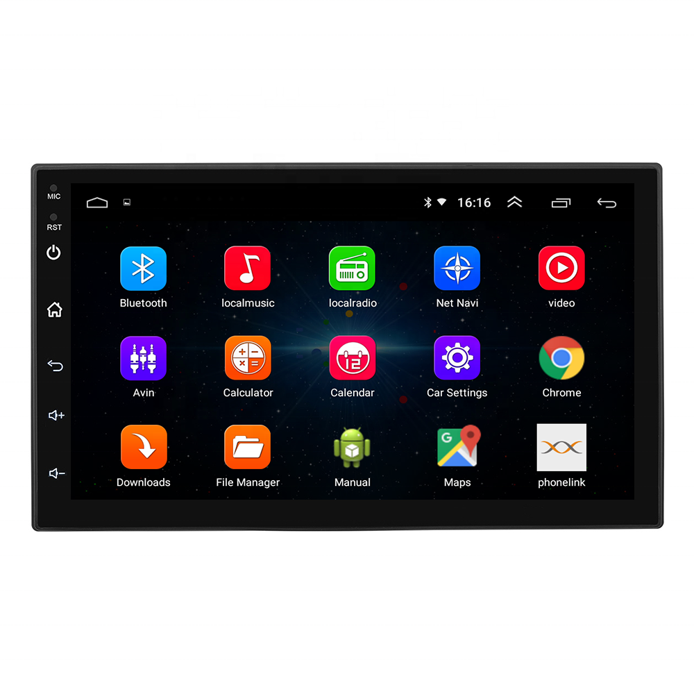Android 8.1 Auto Dvr Spiegel <span class=keywords><strong>Ondersteuning</strong></span> Gps Radio <span class=keywords><strong>Bluetooth</strong></span> Kaart App Android Beoordeling Dvr Hifi Functie