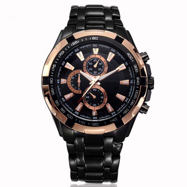 Factory Price Hot Selling Wrist Watch Chronograph