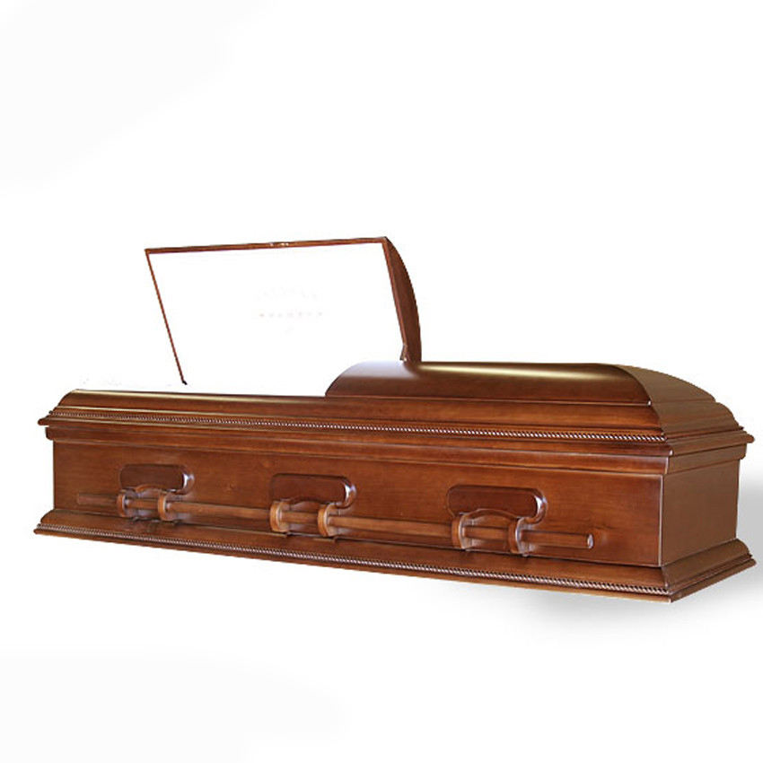 wholesale American style cremation container casket
