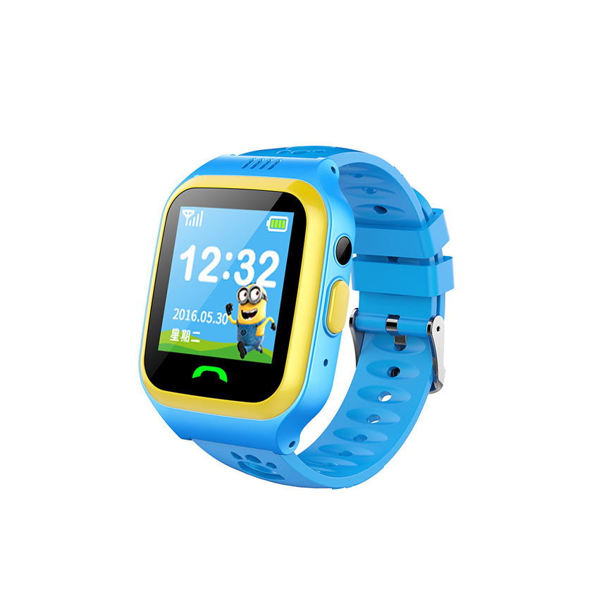 Water Resist Baby Wifi Cellular Children Kids Smart Gps Watch