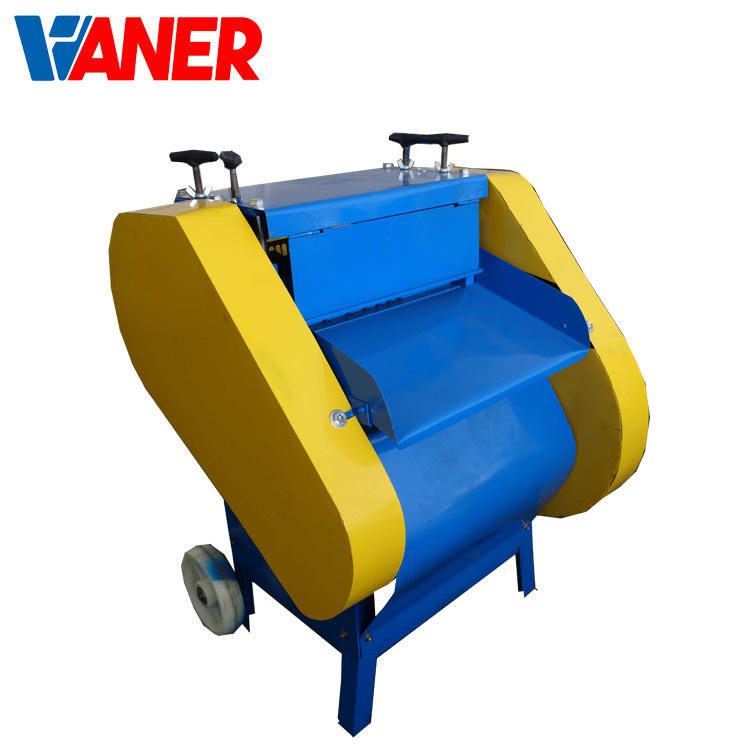 VANER High Quality Automatic Scrap Cable Wire Stripper Machine Scrap Copper Wire Stripping Machinery for hot sale