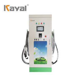 KAYAL solar electric vehicle car charging station