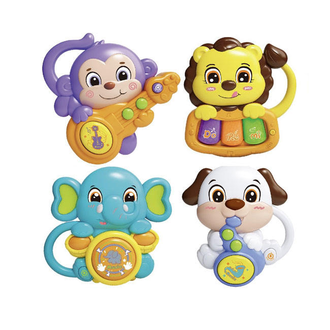 Early educational electronic toys baby musical toy