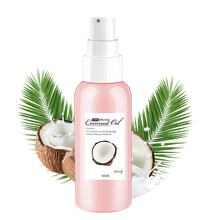 High Quality Natural Virgin Coconut Oil Makeup Remover Wholesale Organic Coconut Hair Oil