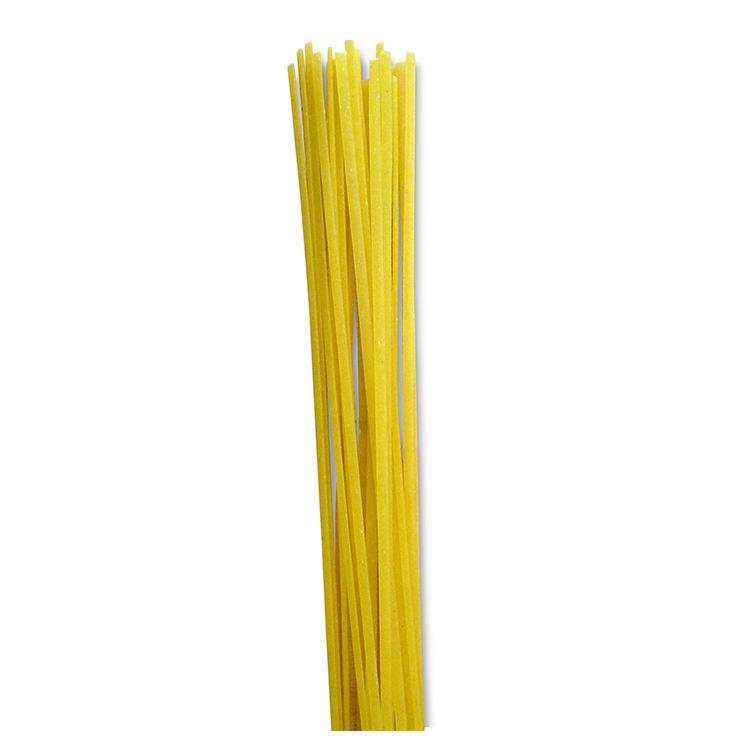 Artisanal Durum Wheat Semolina Long Pasta Linguine Organic Italian Pasta