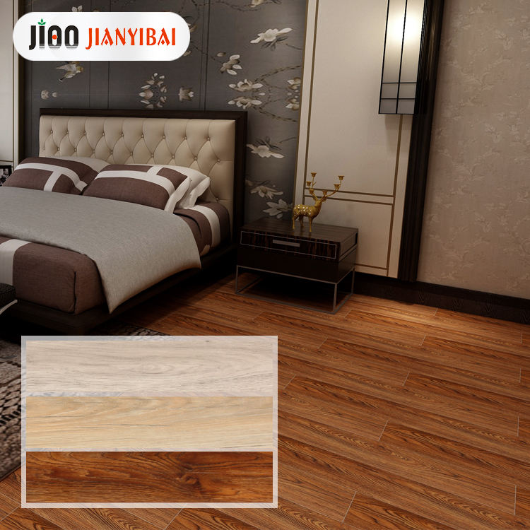 oak veins flooring 15mm wood timber floor oak vein E0 laminated engineered flooring for bedroom
