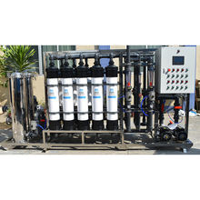 15TPH UF Membrane Ultrafiltration Filter System