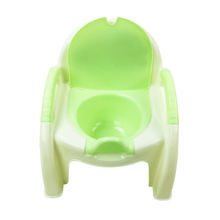 High Quality Big Size Dual Purpose Plastic Baby Chair Potty Toilet Chair Trainer