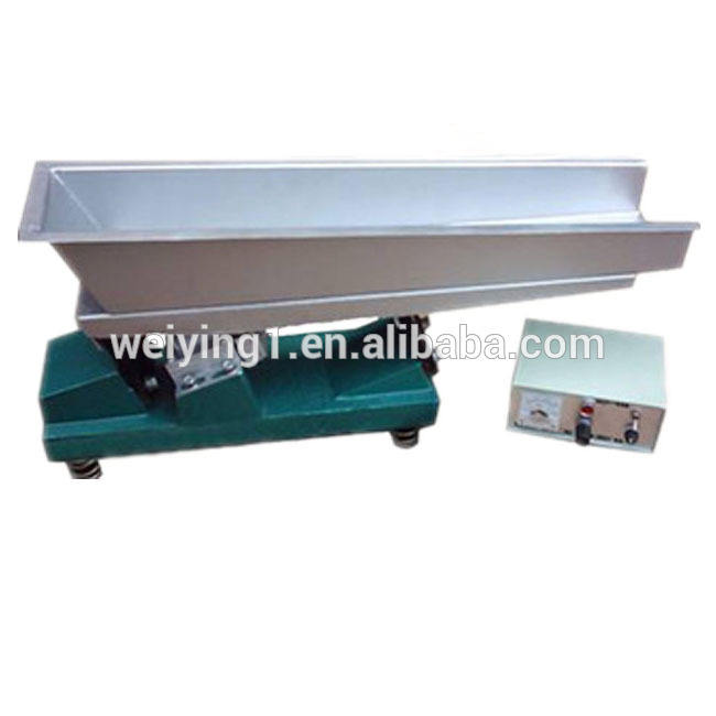 Hot sales Electromagnetic vibrating feeder conveyor