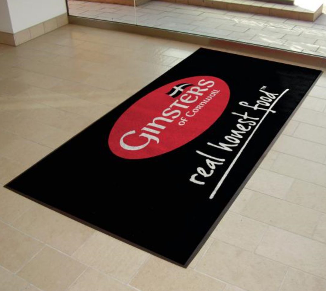 Custom Design Nylon Flooringl Printing Door Mat
