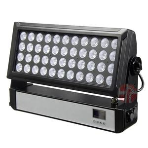 Hot Selling Outdoor Club Lichten Disco Led Podium Stad Kleur IP65 Led Wall Washer 44X10 W 4in1 Rgbw led Outdoor Stage Licht