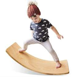 UP Balance plate for children  seesaw board