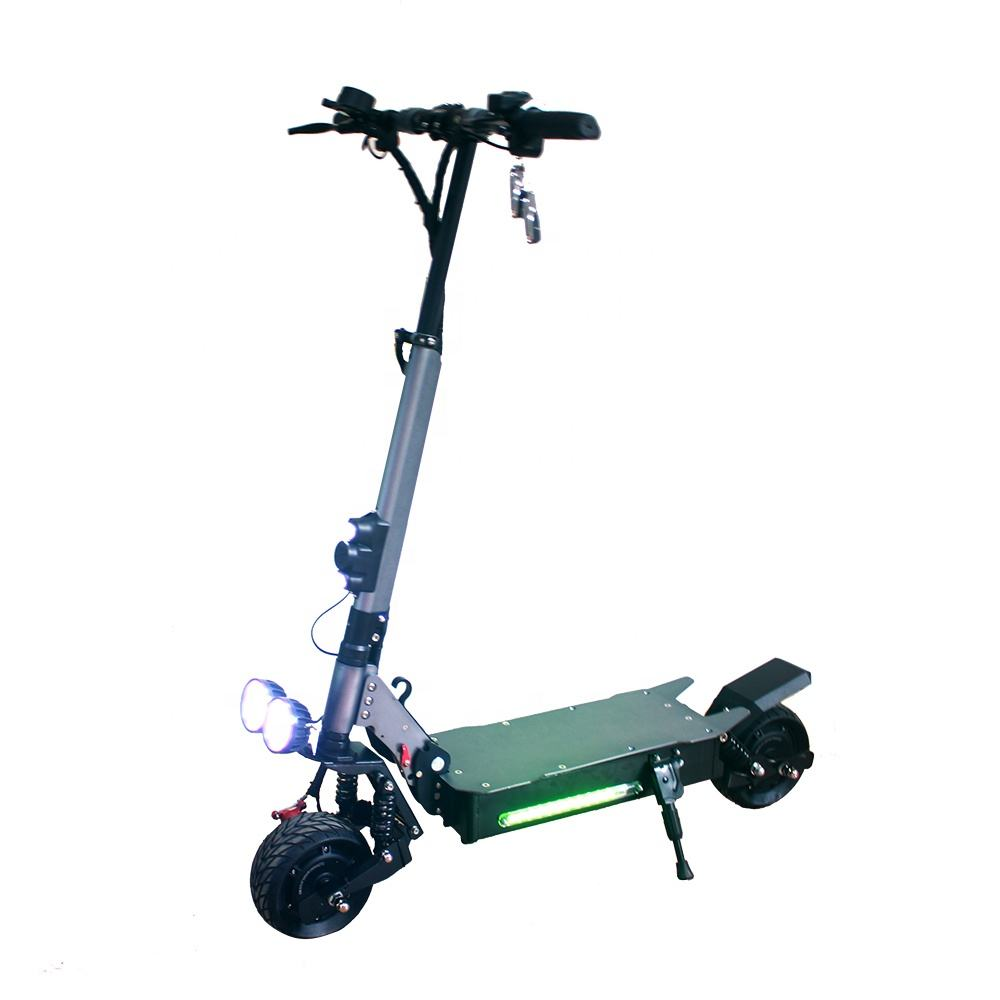 Wholesale MAIKE KK10 2000W 8 inch single motor mobility foldable electric scooter