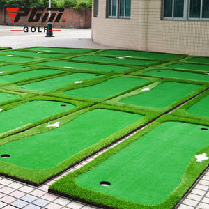 PGM Golf Indoor mini campo de golfe Logotipo personalizado