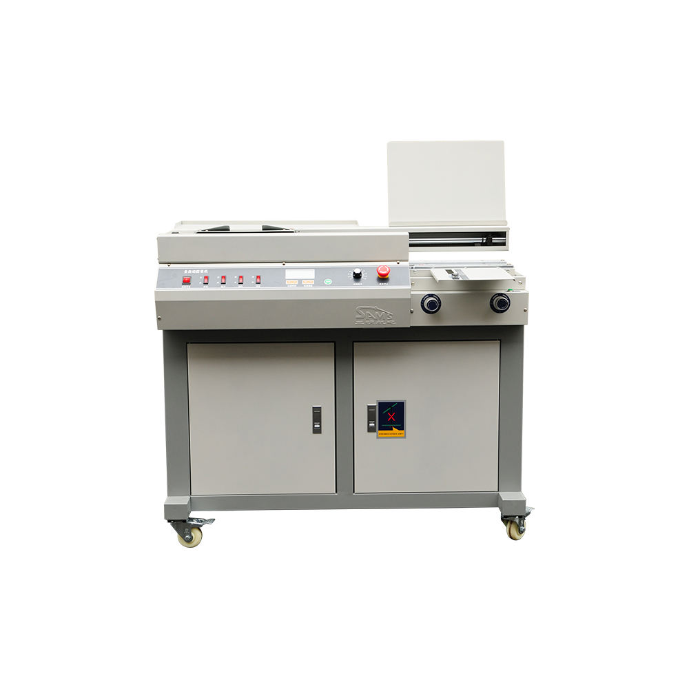 Executive Glue Binding Machine Hardboard Binder