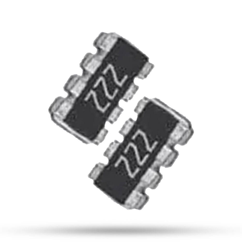 Resistor Networks /& Arrays 680ohm 2/% 16Pin SMT 5 pieces