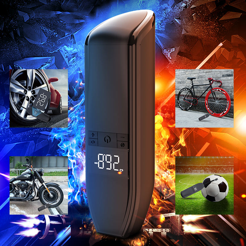 Air mattress pump portable balloon car mini electric air pump 12v for car