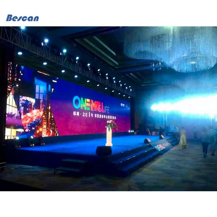 Volle Farbe HD P2.6 P2.976 P3.91 P4.81 P5.95 P6.25 modulare led display/roll-up led-bildschirm/stadion led werbung panel