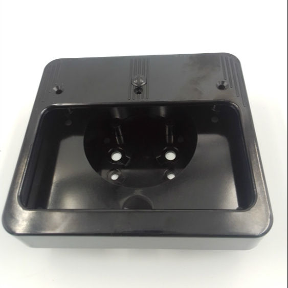 Low cost high quality custom injection plastic molding part over mold