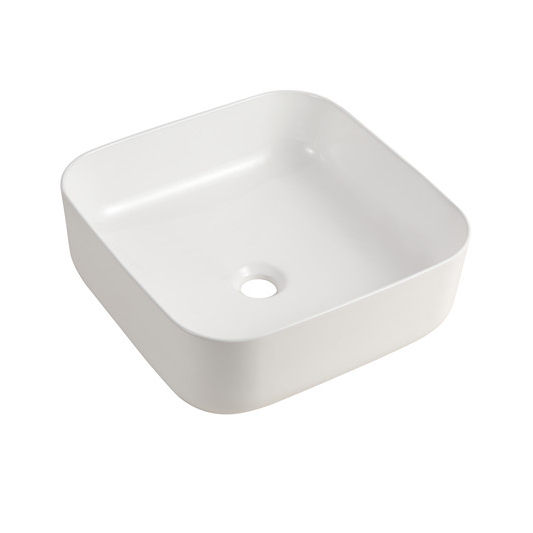 YY8042 wall washbasin ceramic countertop art basin