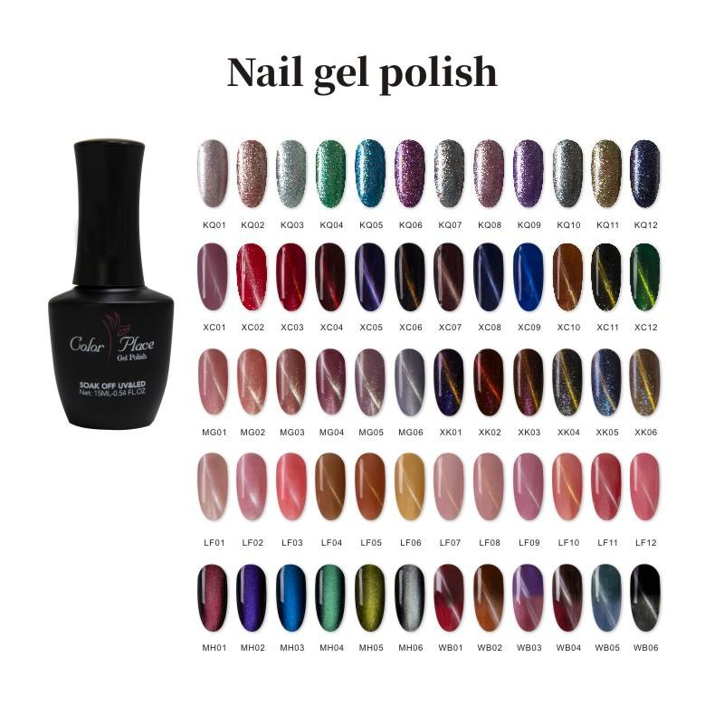 Nuovo Arrivo Vendita Calda Nessun Wipe FAI DA TE 3D Magnetic Private Label Gel Uv Nail Polish Cat Eye Gel Polish