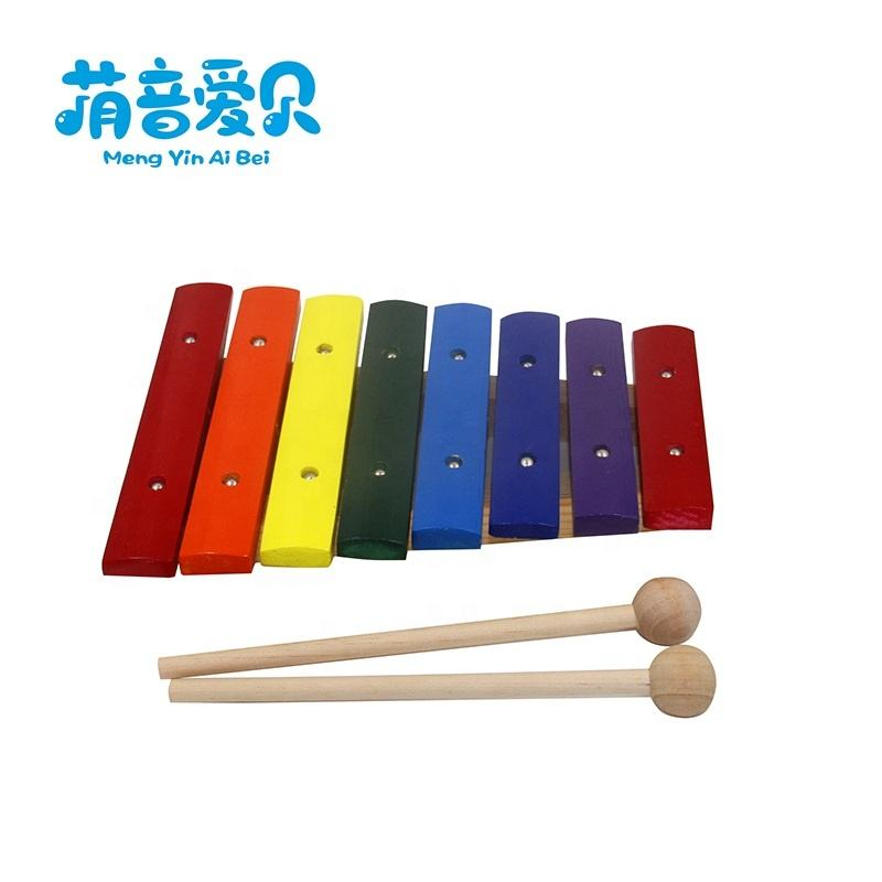 Educational music toys piano xylophone kids musical wooden xylophone for kids