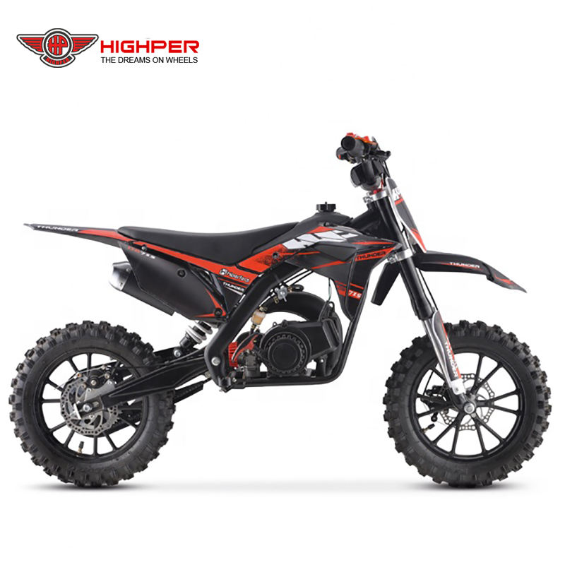 New HIGHPER Motos Cho Ninos, Motos Gasolina, Mini Moto Cross