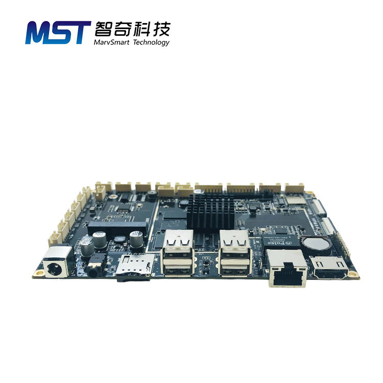 Control Industrial box pc Junta RK3288 Android placa base