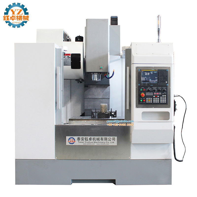 High Precision 5 Axis CNC Machining Center VMC850 Vertical Milling Center For Sale