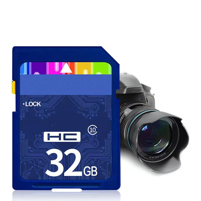 Free Sample Bulk buy Cheap Price Lot 128MB 4GB 8G 16 gb SD Card Dash Camera Memory Card