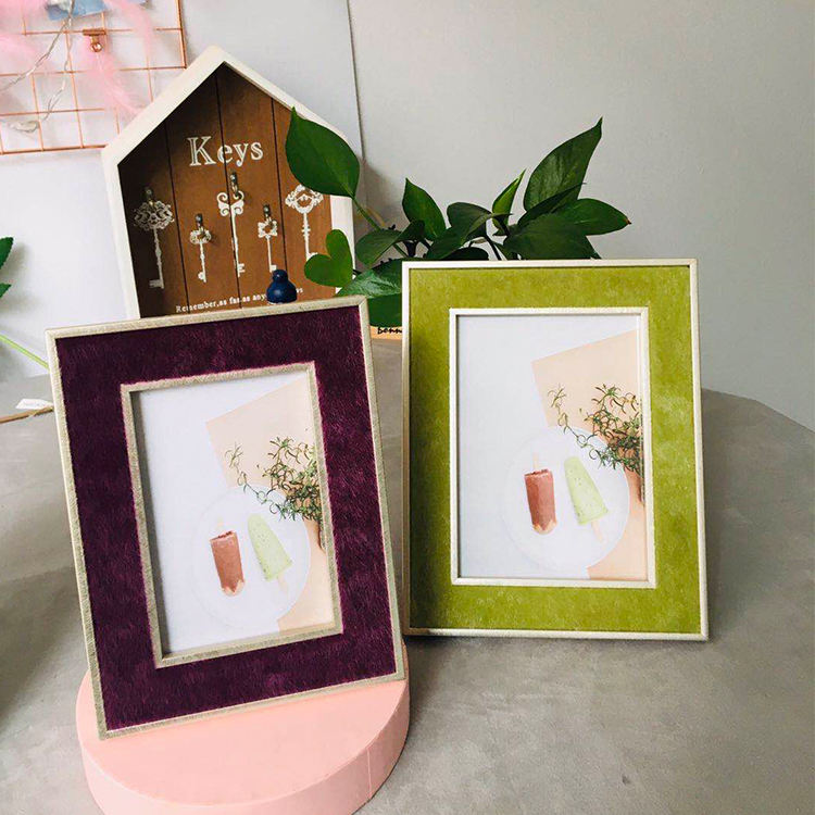 Groothandel Colour Photo Framing Composiet Accessoires Picture Frame Voor Home Decor